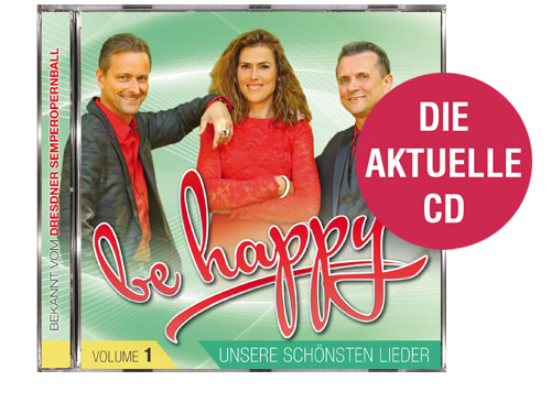 CD Be Happy Band
